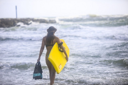 What is bodyboarding? Recommended points to avoid for beginners!
