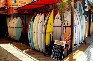How to choose the right size of the surfboard [beginner surfing]!