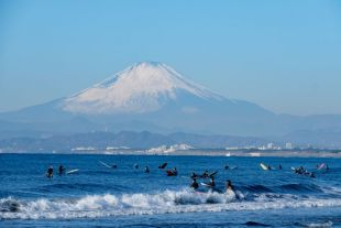 Six of the best surfing spots in Enoshima! The appeal of the Shonan area.